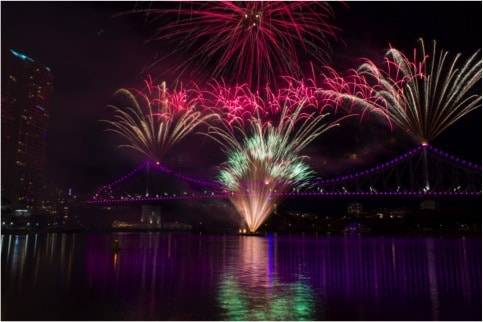 New Years Eve Fireworks And Your Pet