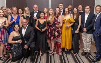 The AES Team did us proud at ANZCVS Science Week 2018